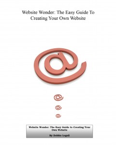 Step-by-step guide to creating your own website