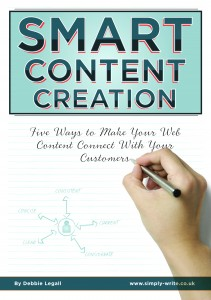 Smart Content Creation - free Simply Write report